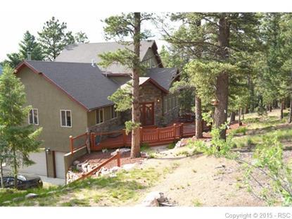 1571 Spring Creek Drive Divide, CO MLS# 7635186