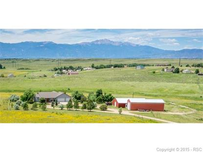 11455 Partridge Lane Peyton, CO MLS# 7668017