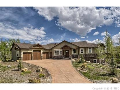 605 Pembrook Drive Woodland Park, CO MLS# 7706076
