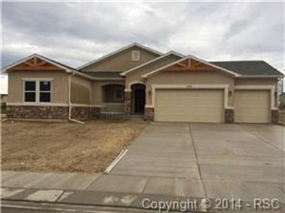 7134 Honeycomb Drive Peyton, CO MLS# 7719727