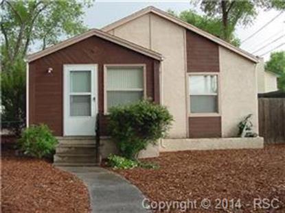 611 Bennett Avenue Colorado Springs, CO 80909 MLS# 7732424