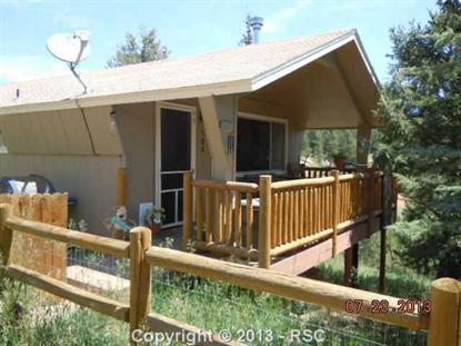 122 Pamona Lake Drive Divide, CO MLS# 775600