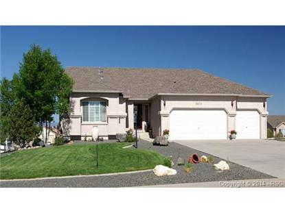 9850 Carrington Drive Peyton, CO MLS# 7780088