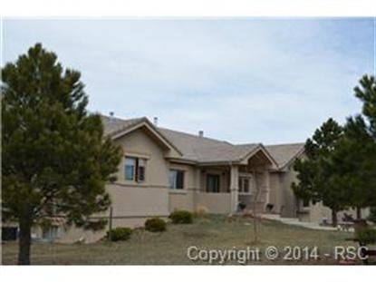 18575 Ranch Hand Road Peyton, CO MLS# 7892920