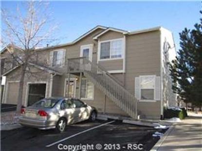 479 Kitfield View Colorado Springs, CO MLS# 791168