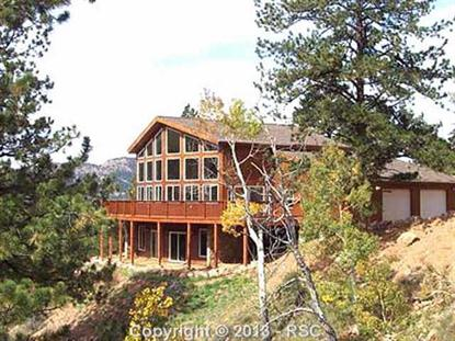 266 Big Rock Point Florissant, CO MLS# 792413