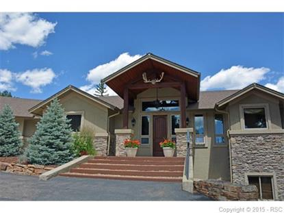 609 Crystola Court Woodland Park, CO MLS# 7960371