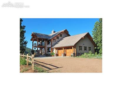 543 Lucky Lady Drive Woodland Park, CO MLS# 7965009