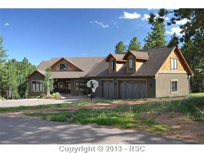 15544 W Highway 24 Highway Woodland Park, CO MLS# 796978