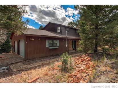 356 Spring Valley Drive Divide, CO MLS# 7992246