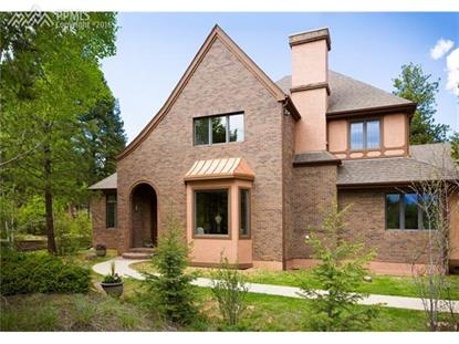 945 Lucky Lady Drive Woodland Park, CO MLS# 8225732