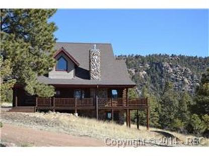 131 Eagleview Circle Florissant, CO MLS# 8266154