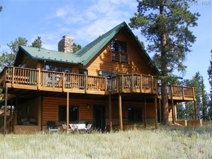 134 Ridge Road Divide, CO MLS# 8304944