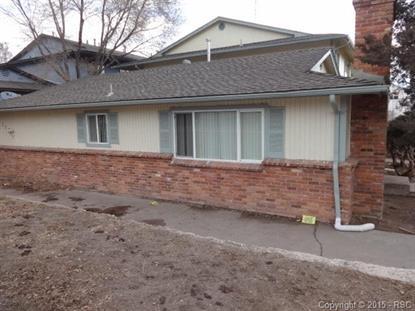 307 University Drive Colorado Springs, CO 80910 MLS# 8338303