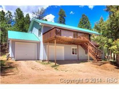 1596 County 512 Road Divide, CO MLS# 8362865