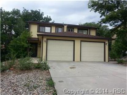 1208 Iowa Avenue Colorado Springs, CO 80909 MLS# 8467391