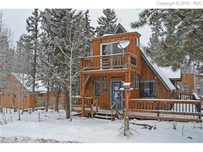 135 Rainbow Trail Divide, CO MLS# 8558424