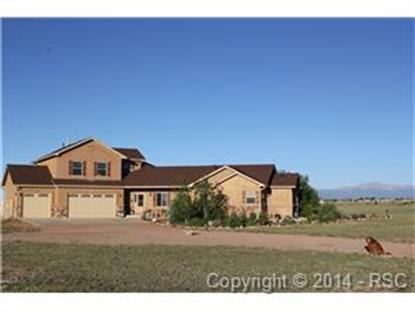 16823 Mckiva Court Peyton, CO MLS# 8581342
