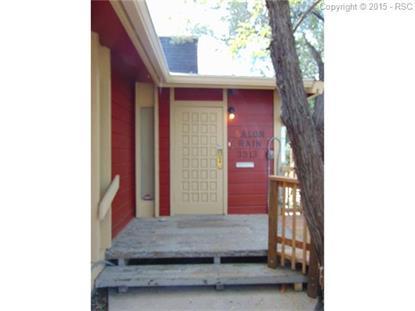 3313 Carefree Circle Colorado Springs, CO 80917 MLS# 8660467