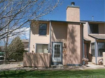 6535 Matchless Court Colorado Springs, CO 80911 MLS# 8707889