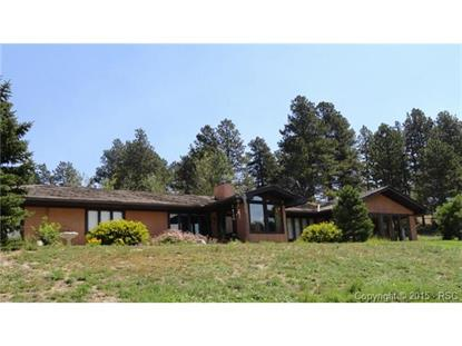 17620 Spur Ranch Road Peyton, CO MLS# 8780263