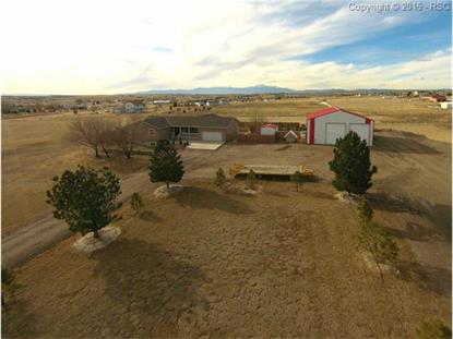 16275 Connies Drive Peyton, CO MLS# 8864040