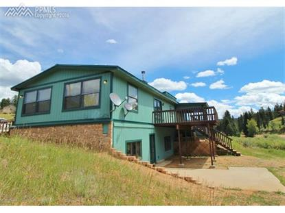 417 Shadow Lake Drive Divide, CO MLS# 8892348