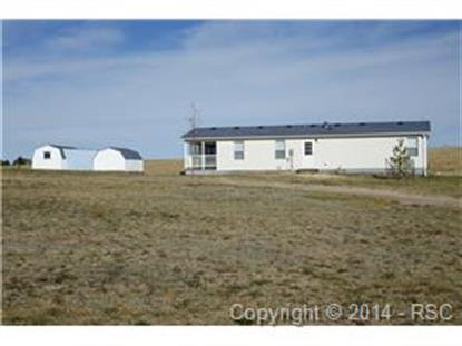 11403 N Ellicott Highway Calhan, CO MLS# 8897053