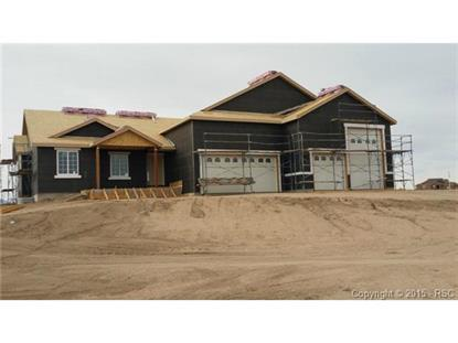13910 BANDANERO Drive Colorado Springs, CO MLS# 8933543