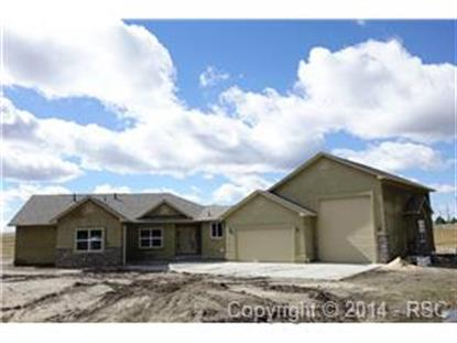 15021 Apex Ranch Road Peyton, CO MLS# 9085565