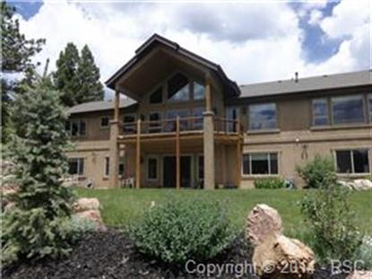 45 Leisure Lane Woodland Park, CO MLS# 9383663