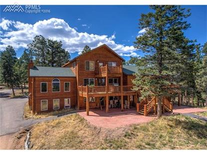 1737 County 782 Road Woodland Park, CO MLS# 9445902