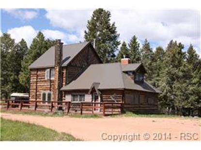37 Lost Lake Drive Divide, CO MLS# 9497253