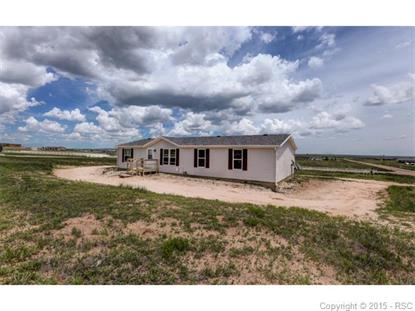 21224 Goldeneagle Drive Calhan, CO MLS# 9507135