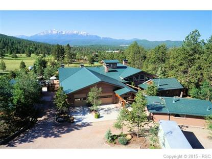 2330 Rampart Range Road Woodland Park, CO MLS# 9639105