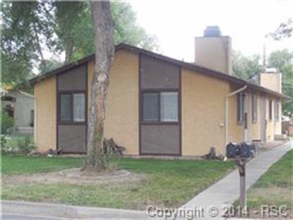 2404 Hagerman Street Colorado Springs, CO 80904 MLS# 9730607