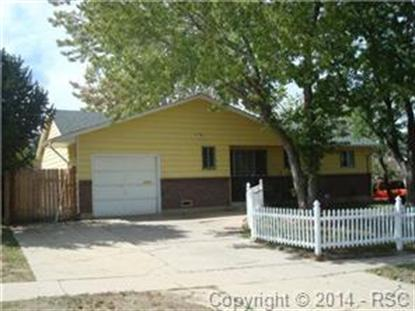 1710 Capulin Drive Colorado Springs, CO 80910 MLS# 9811505