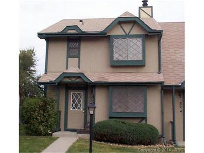 826 London Green Way Colorado Springs, CO 80906 MLS# 9908393