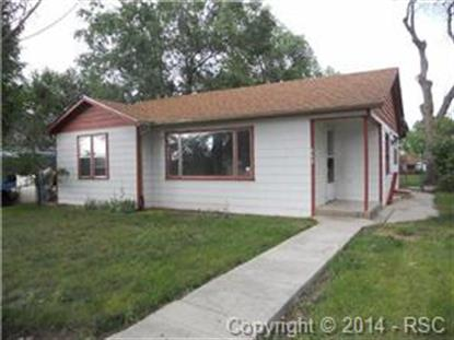 548 Denver Street Calhan, CO MLS# 9920920