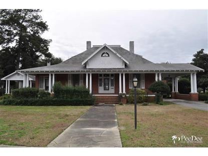 600 E Washington Street Dillon, SC MLS# 110628