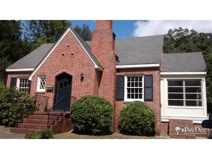 208 Sanders St  Darlington, SC MLS# 115713
