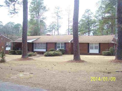 1607 Maple Drive  Dillon, SC MLS# 118800