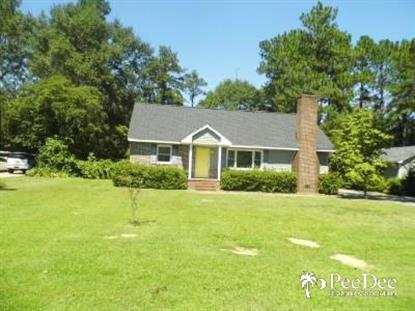 513 Lakeside Drive  Dillon, SC MLS# 121636