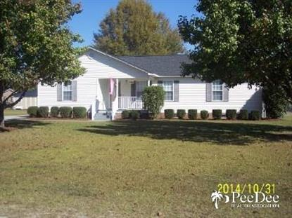 1317 E Jefferson Street  Dillon, SC MLS# 122382
