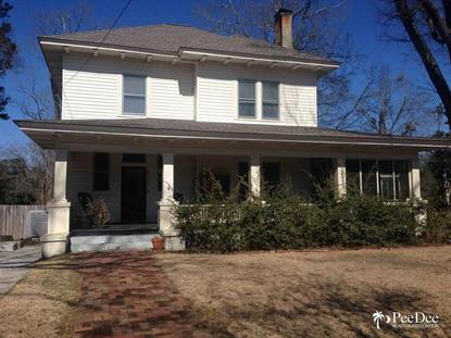 522 W Home  Hartsville, SC MLS# 123410