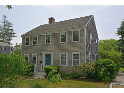 20 West Chester St Nantucket, MA MLS# 21506083