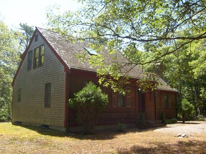 114 Red Fawn Road Brewster, MA MLS# 21606261