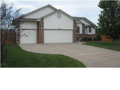 1320 North VALLEY CT  Andover, KS MLS# 370091