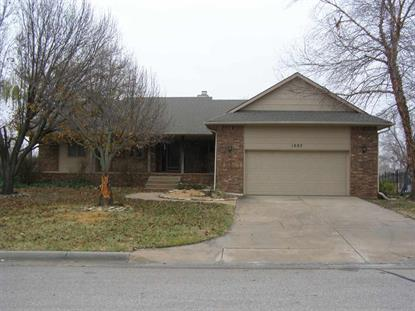 1007 W Walnut Ct Andover, KS MLS# 513483
