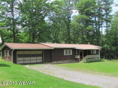 258 EAGLEVILLE RD, Blanchard, PA